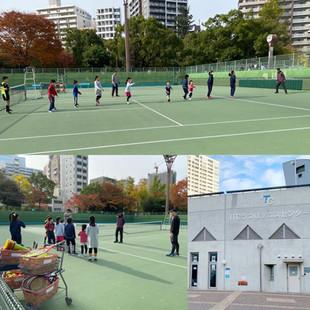 うつぼテニスセンター
