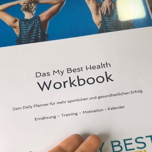 Workbook / Daily Planner