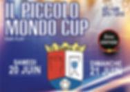 Tournoi CeBra Piccolo Mondo Cup