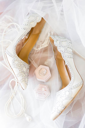 Wedding Shoes, Veil and Lasso in Fort Worth, Texas.