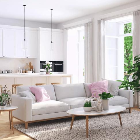 Casa organizada com 5 passos simples