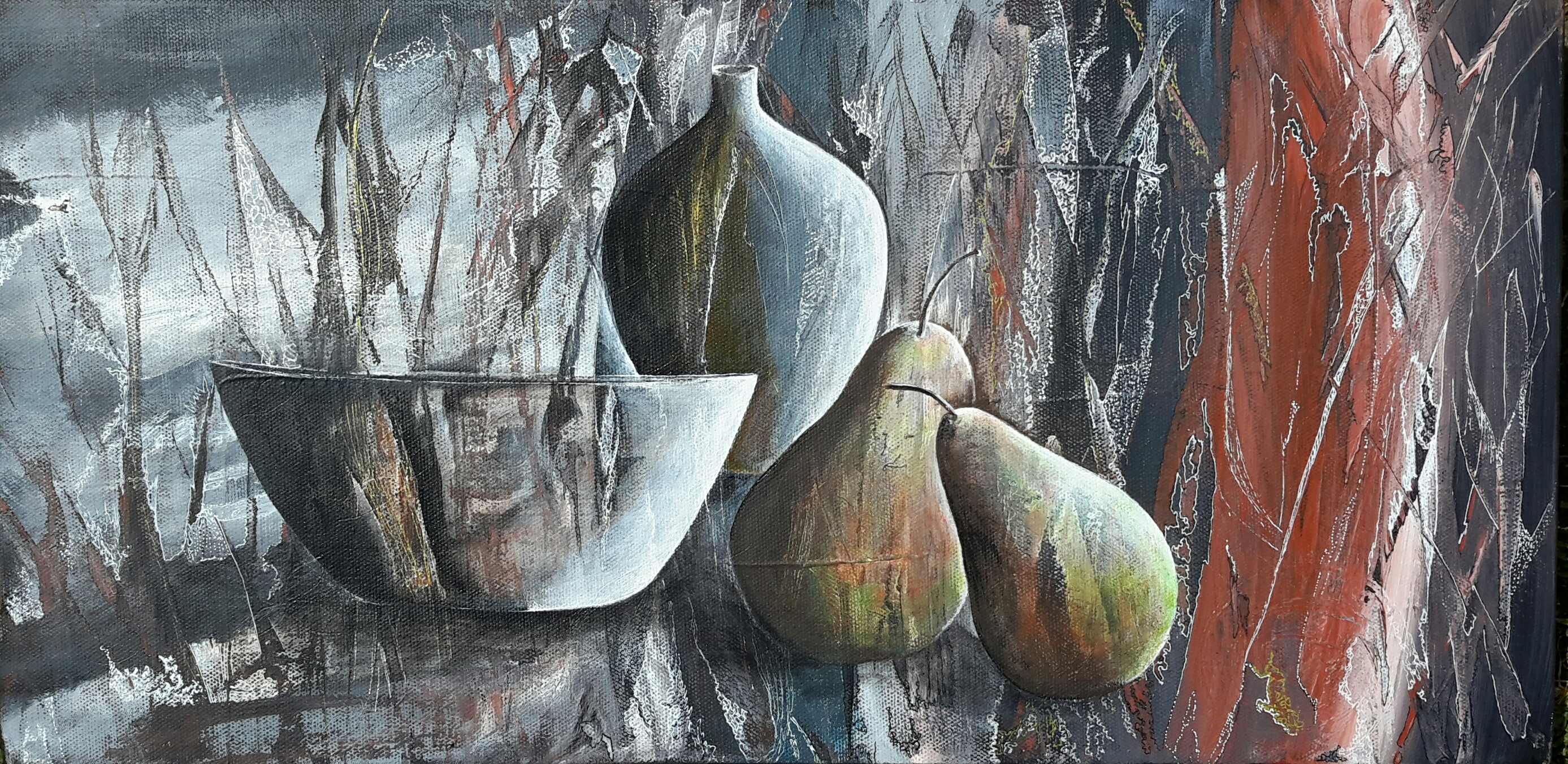 Vessel and Pears 2018