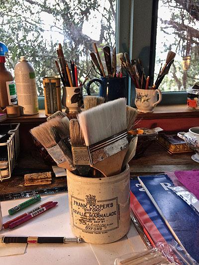 Susan Dunster - Studio Tairua