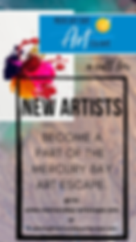 MBAE New Artists ad.png