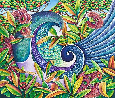 Ginney Deavoll - Kereru's View