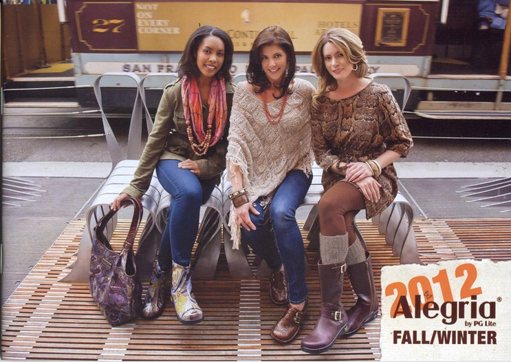 Alegria Catalog Cover