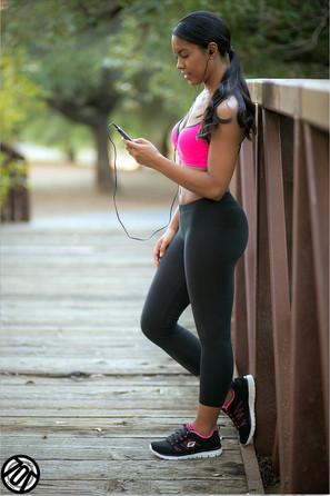 Fitness Lifestyle Shoot
