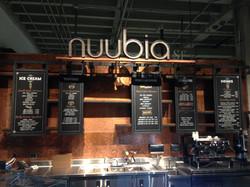 Nuubia SF Menu Chalkboards