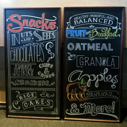 Heroku.com Kitchen Menu Boards