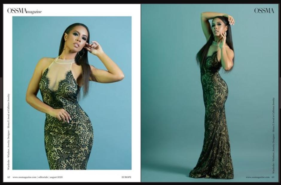 Ossma Magazine Digital Tearsheet 2