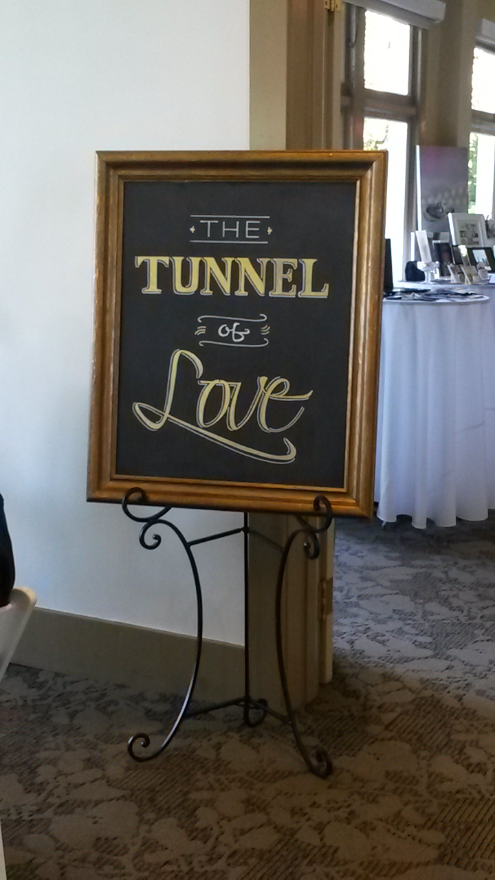Wedding Fair Signage