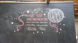 Dance Party Chalk Art Disco Theme