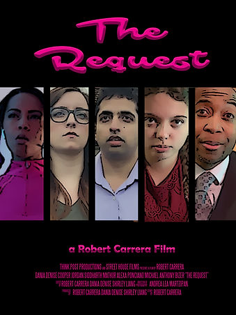 The Request Theatrical Poster