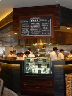 Pacific Catch Restaurant Menu
