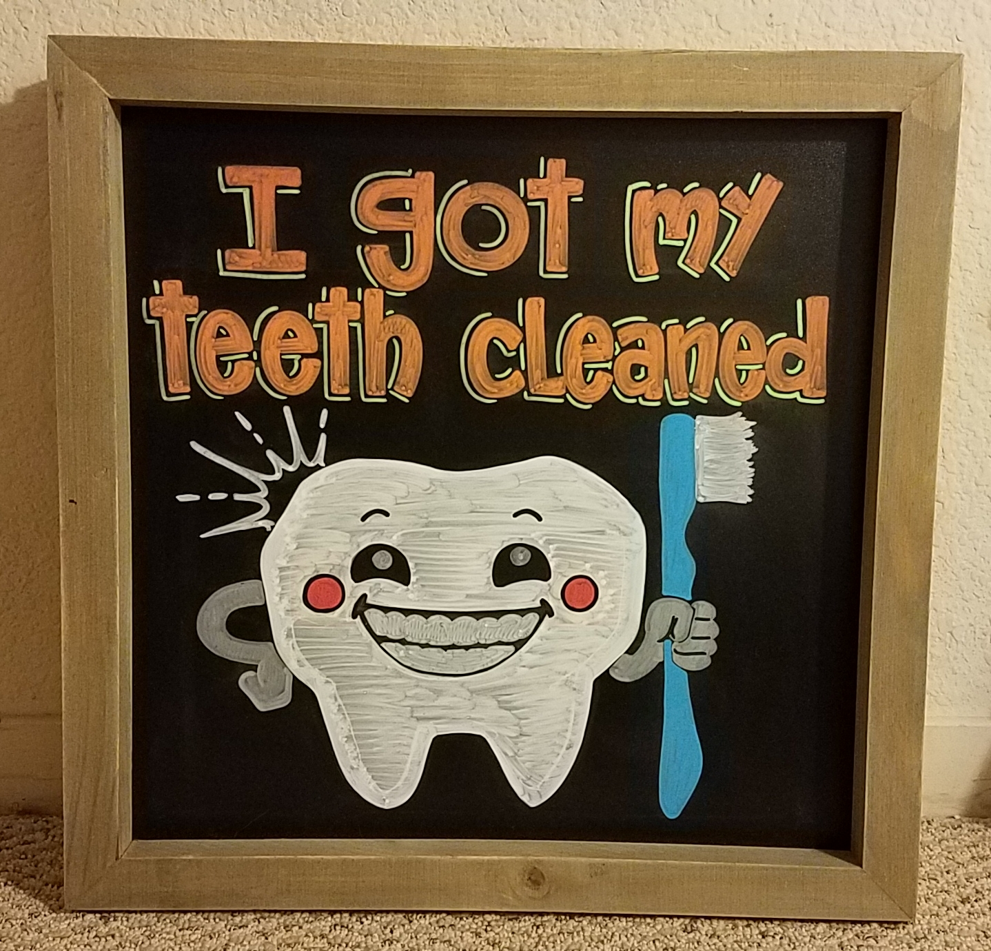 Children's Dental Signage