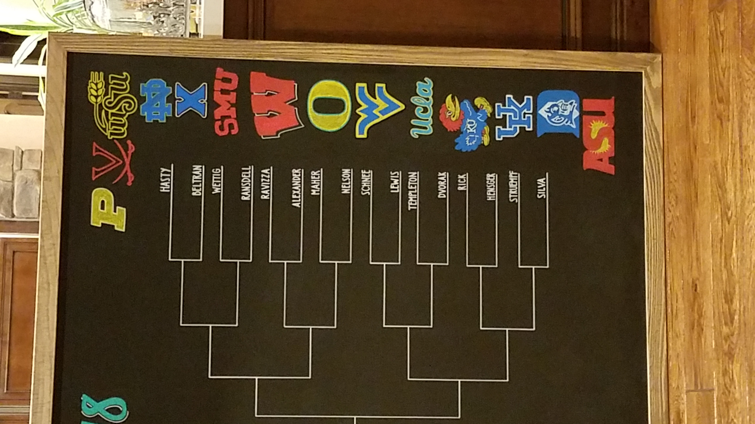 March Madness Board (right)