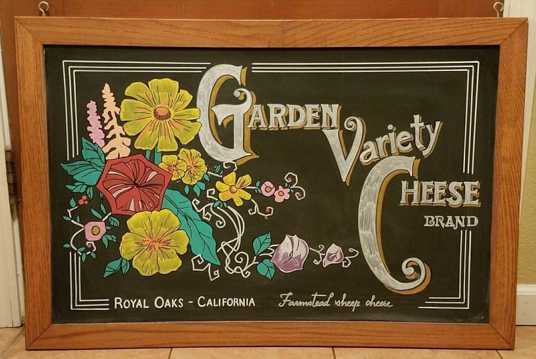 Flower Shop Signage