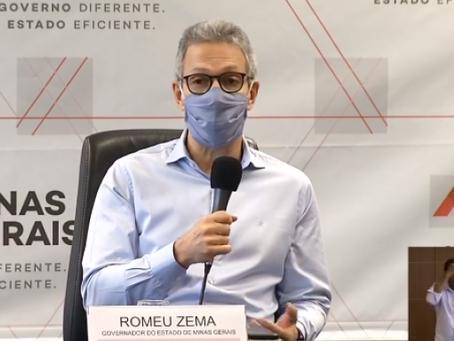 Reforma da Previdência: Zema critica clamor de servidores públicos por direitos