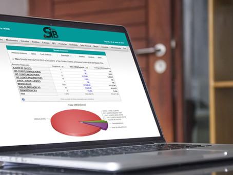 Indústria de alimentos compartilha seu próprio Sistema, a Erp Online WEBSIB.
