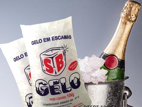 Fábrica de Gelo em Fortaleza - SB GELO.