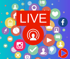 Live: elemento importante e fundamental no Marketing Médico