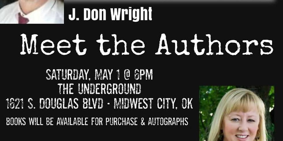 An Evening with Authors Betsey Kulakowski & J. Don Wright