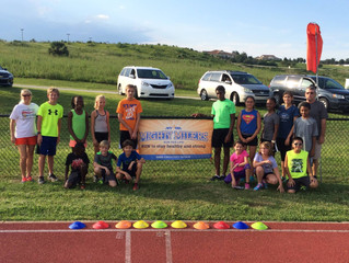 PURE Athletics Runs With The Mighty Milers