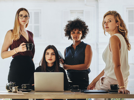 More women are needed in businesses' management and boards!