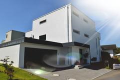 Hochdorf: Modernes Einfamilienhaus