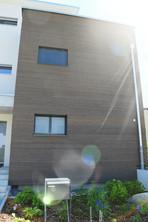 Hochdorf: raffiniert kombiniertes Wohnhaus