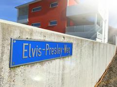 Hochdorf: Elvis-Presley-Weg