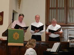 Men in the Choir