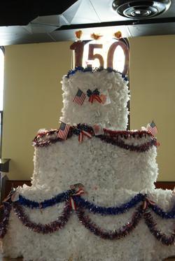 150th Cake