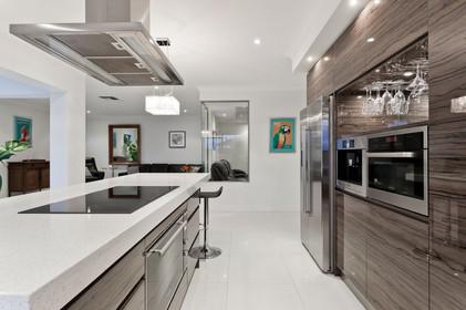 Kitchen design for our Clients