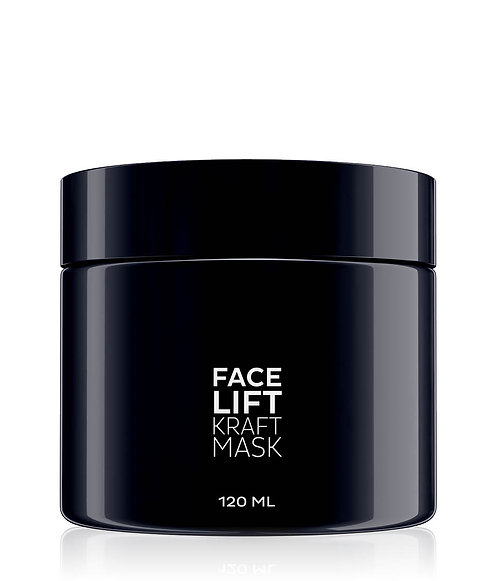Ebenholz Face Lift Kraft Mask