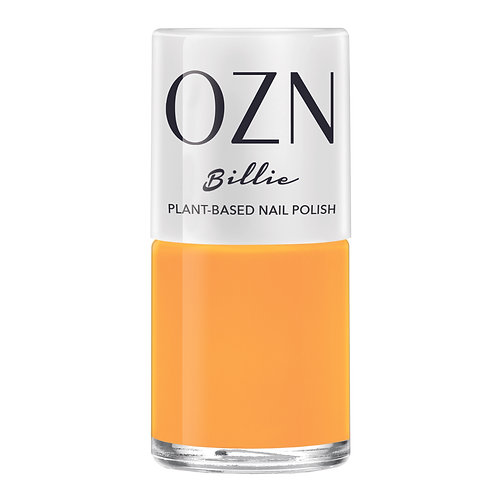OZN Plant-based Nail Polish Billie Orange Gelb