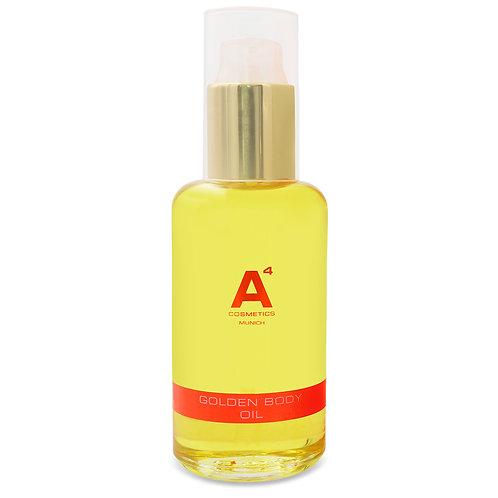 A4 Golden Body Oil