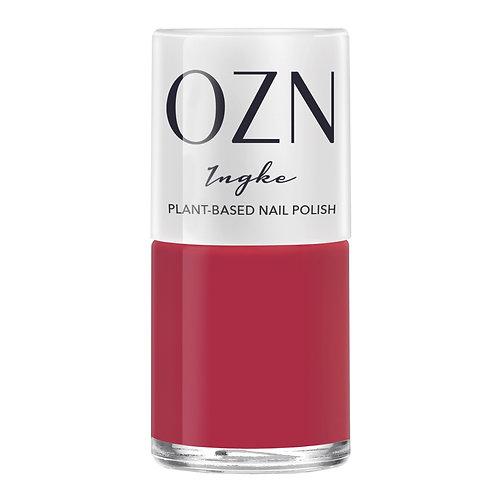 OZN Planted-based Nail Polish Ingke Rot