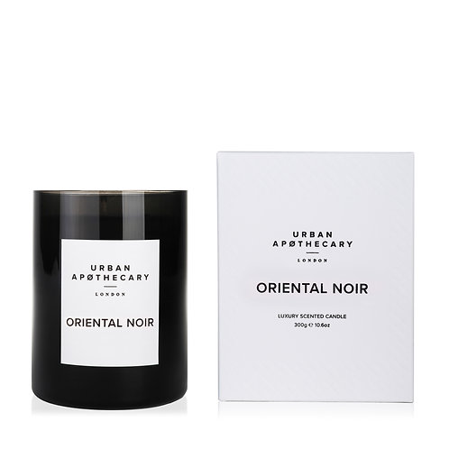 Urban Apothecary Oriental Noir Scented Candle