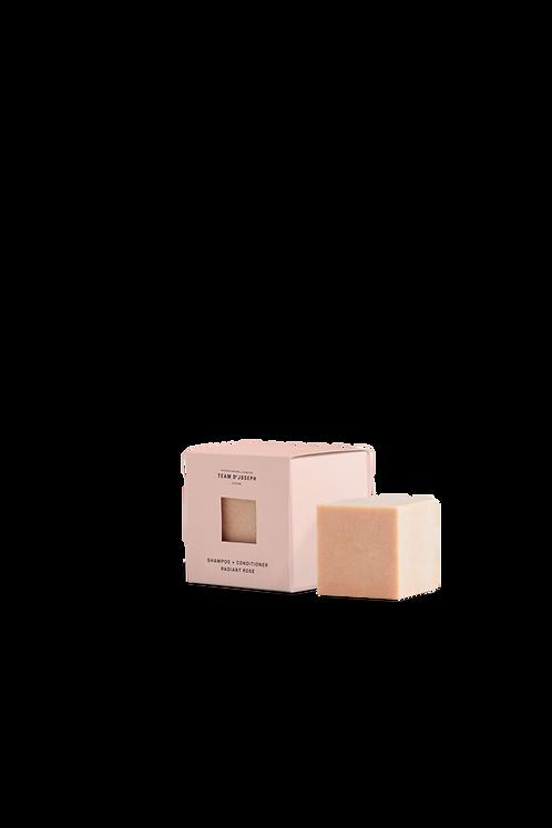 Team Dr. Joseph Radiant Rose Zero Waste Shampoo + Conditioner