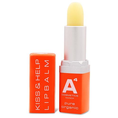 A4 Kiss & Help Lipbalm