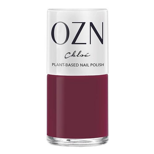 OZN Planted-based Nail Polish Chloé Rotbraun