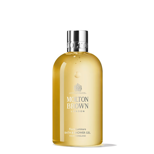 Molton Brown Flora Luminare Bath & Shower Gel