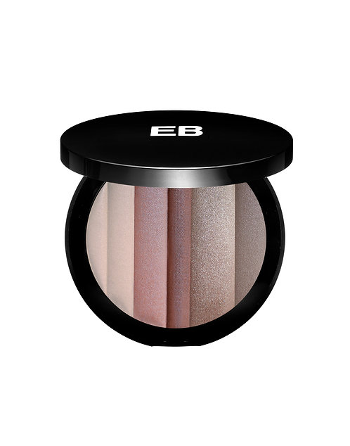 Edward Bess Natural Enhancing Eyeshadow Palette Earth Tones