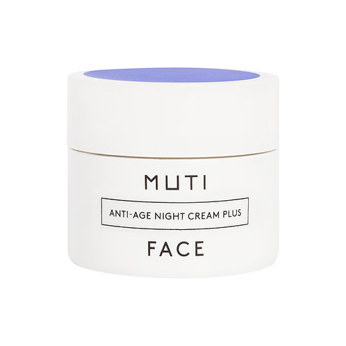 MUTI Anti-Age Night Cream Plus