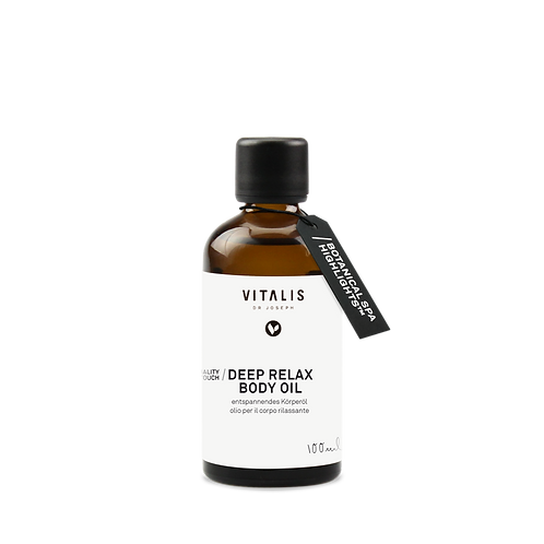 Vitalis Dr. Joseph Deep Relax Body Oil