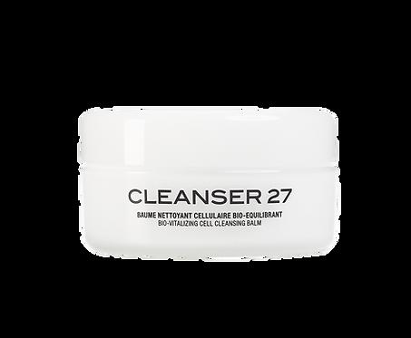 Cosmetics 27 Cleanser 27 Pflegender & peelender Reinigungsbalsam