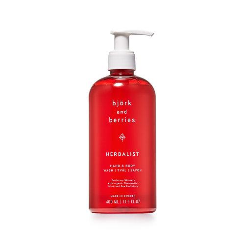Björk & Berries Herbalist Hand & Body Wash