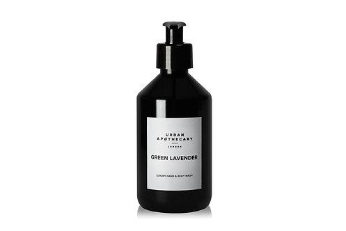 Urban Apothecary Green Lavender Hand & Body Wash