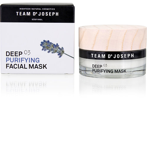 Team Dr. Joseph Deep Purifying Facial Mask